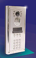 Intercom gate entrance systems from Ironwood Gates